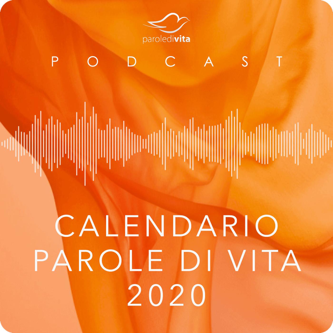 Parole di Vita | Calendario 2020