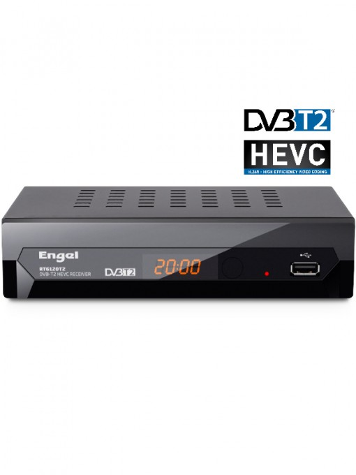 Decoder Terrestre DVB-T2
