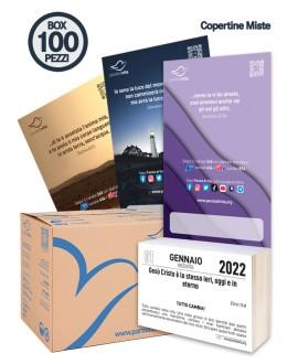 Calendario Parole di Vita 2022 - Kit 100