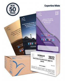 Calendario Parole di Vita 2022 - Kit 50